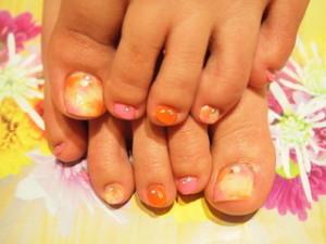☆31日☆カラフル~Nail&ブルーNail☆
