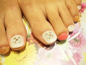 ☆21日☆夏本番!FOOTNail☆
