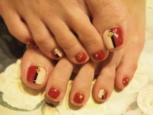 ☆16日☆ネイビー&FOOTNail☆