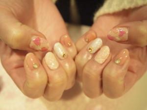 ☆3日☆FOOT&ピンクNail☆