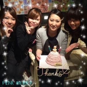 ☆10日☆WhiteNail&サプライズ☆