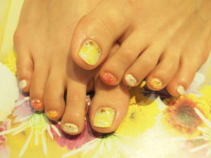 ☆4日☆FOOT Nail☆