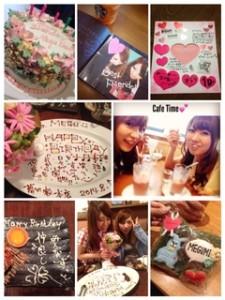 ☆12日☆メルマガリレー♪Ayami&Megumi☆