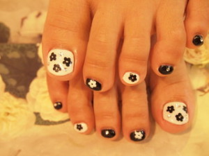 ☆27日☆Autum Foot Nail☆