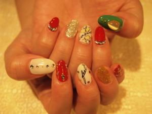 ☆14日☆flower nail☆