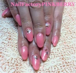 ピンクNail
