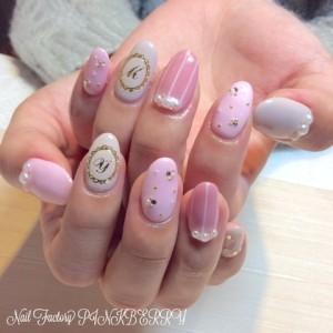 ピンクNail☆