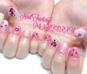 ピンクネイル☆