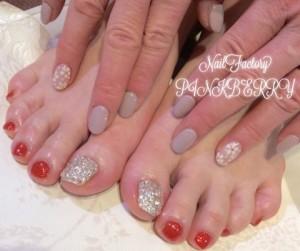 Foot&Hand♪