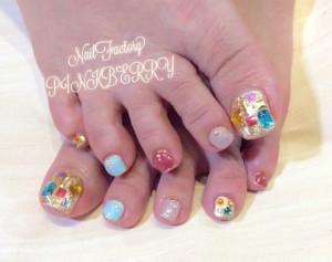 FOOT Nail♪