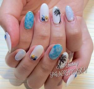 SUMMER nail♪