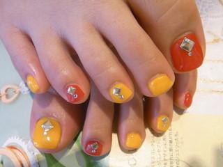 ☆3日☆FOOT&HAND☆