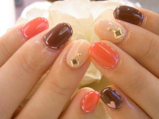 ☆21日☆ショートなPOP Nail☆