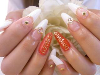 ☆1日☆おしゃれスカルプNAIL☆