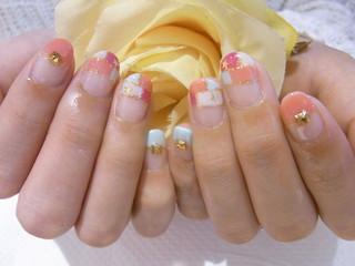 ☆22日☆Blue Nail☆