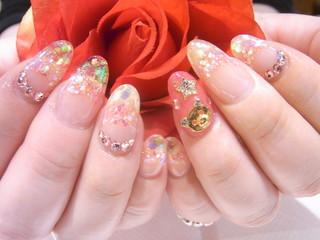 ☆5日☆Lovely!ピンクnail☆