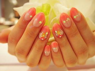 ☆8日☆ピンクネイル☆