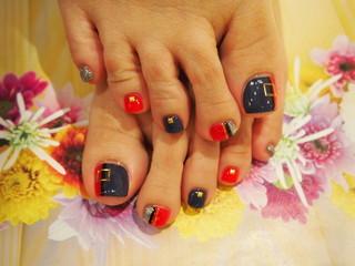 ☆13日☆HAND&FOOT☆